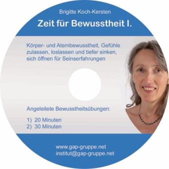 CD - Zeit für Bewusstheit I